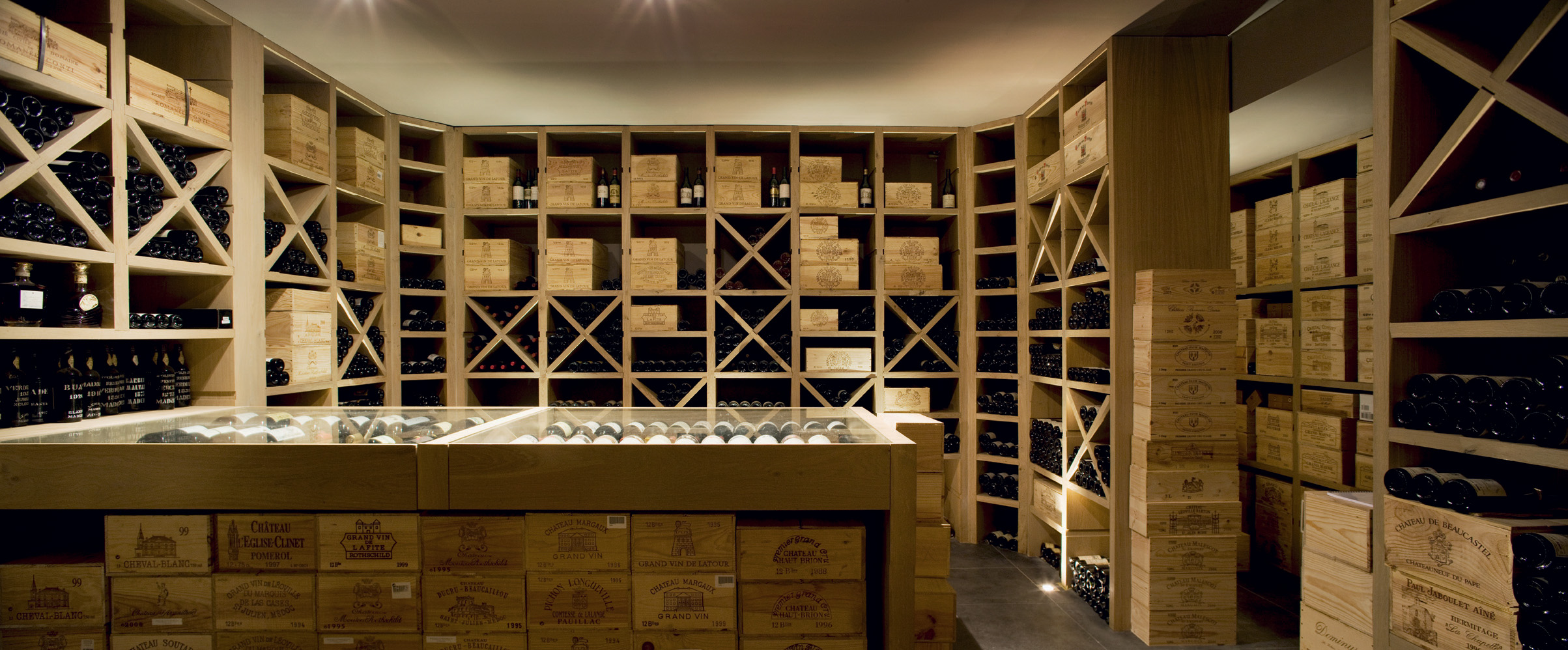 Wijnkelder    Belle Epoque